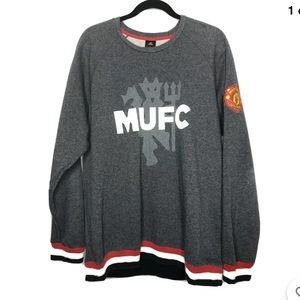 Adidas Manchester United Crew Neck Sweater